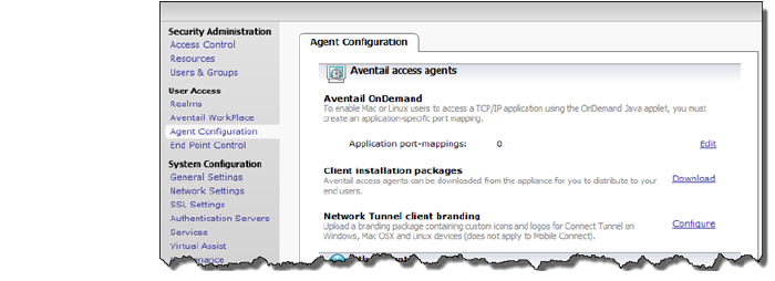 aventail access manager download mac