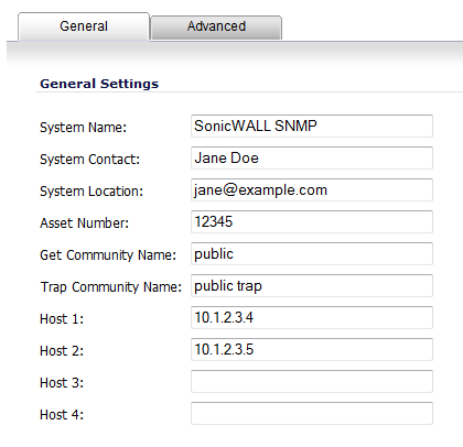Setting Up SNMP Access