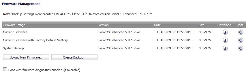 Sonicos 6. 2 upgrade guide | sonicwall.