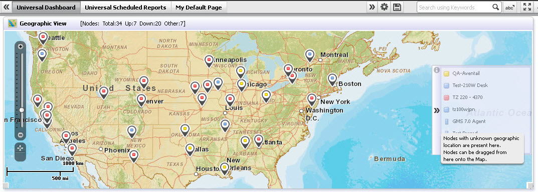 "Geographic Map User Interface and Location ""Unknown"" on state map, latitude map, address number map, address finder map, find locations on a map, city map, address plot map, address layout,"