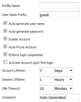 Guest Profiles