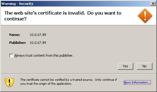 Using SSL VPN Bookmarks