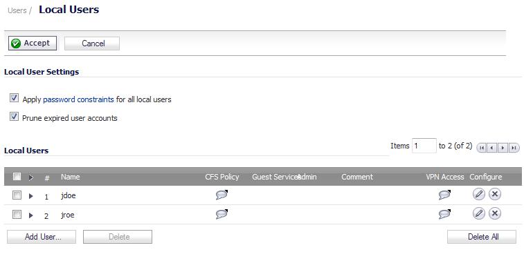 Sonicwall SSL VPN Help